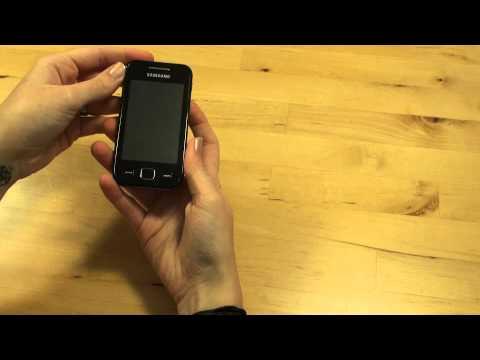 Samsung Wave 525 Erster Eindruck