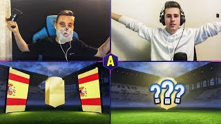 CHORY PACK AND PLAY! ADRYAN VS DAVCZO! | FIFA 18 ULTIMATE TEAM