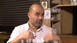 """""""Entrevista Social Club""""- Eduardo Sacheri- Bloque 3"""