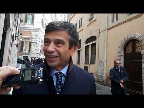 Sconfitta italiana per l'Agenzia europea del Farmaco (EMA) a Milano: intervista a Maurizio Lupi (AP)