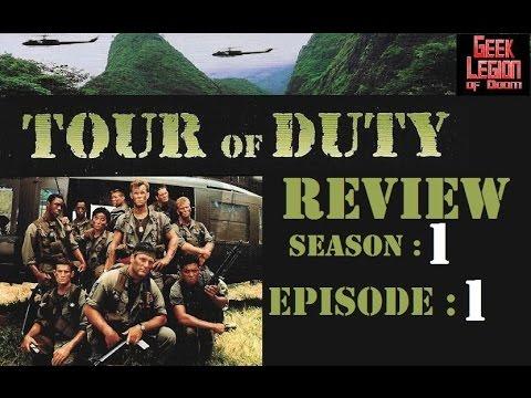 TOUR OF DUTY : S01E01