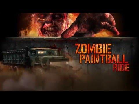 Zombie Paintball 2016 - 301 Devil's Playground