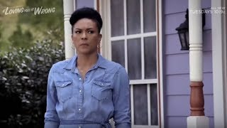 Tyler Perry's If Loving You Is Wrong   Sneak Peek: Natalie Attacks Lushion And Kelly In Bed