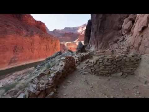 Colorado River Mile 31.8: South Canyon Anasazi Ruins