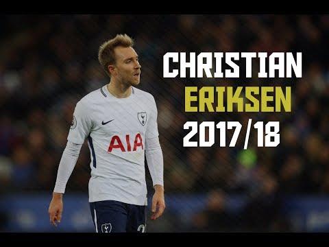 Christian Eriksen | Danish Maestro | Goals, Assists, Playmaking | 2017/2018