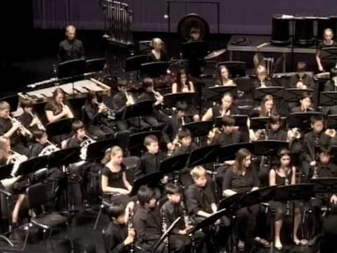 Whirlwind - SAS MS 6th Combined Bands