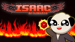 The Binding of Isaac AFTERBIRTH + 37: This run starts with Soymilk