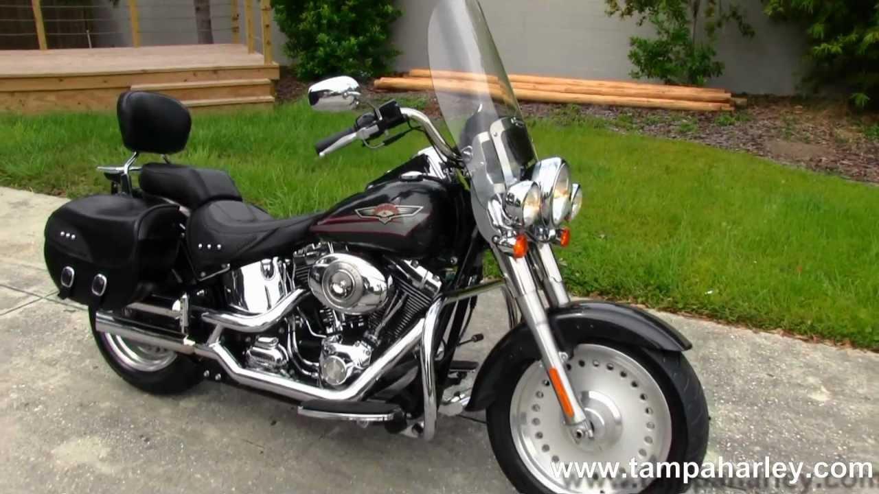 Used  Harley Davidson Fatboy For Sale