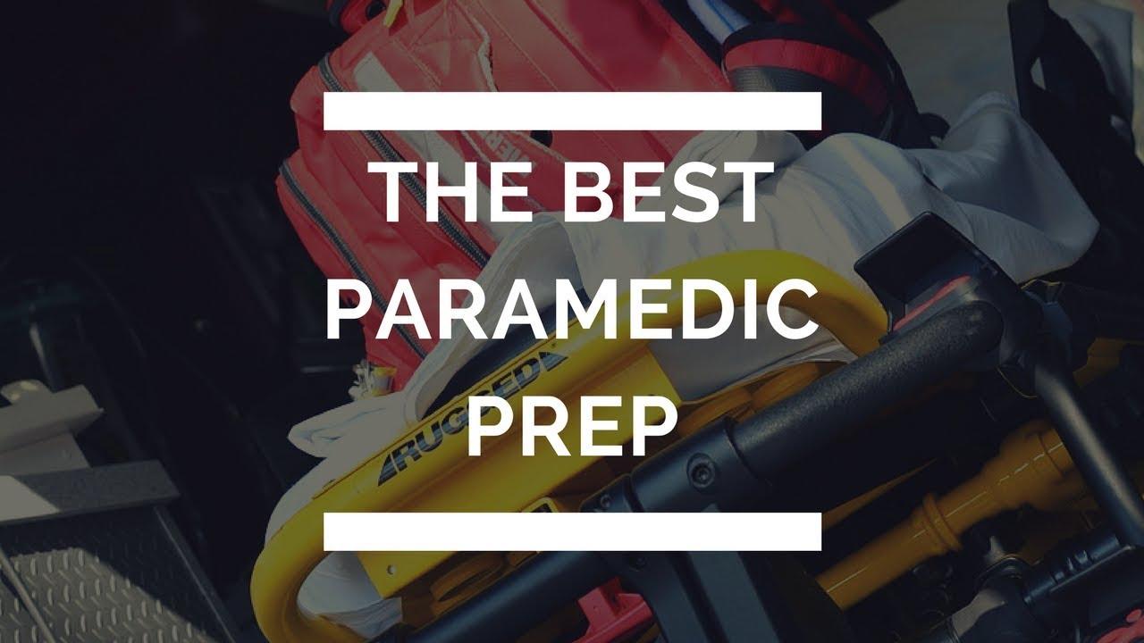 Paramedic School Prep - YouTube