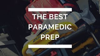 Paramedic School Prep