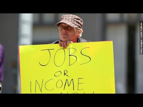 Here's What's Behind GOP Criticism Of Unemployment Numbers - Newsy