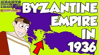 Hearts of Iron 4 hoi4 Byzantine Empire Returns in 1936 Challenge Waking the Tiger DLC
