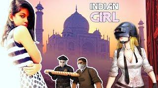 INDIAN GIRL Plays PUBG & CSGO