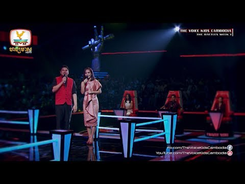 Result  (The Battle Week 1 | The Voice Kids Cambodia 2017)