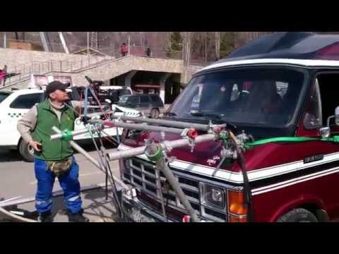 Car mount Car rig автогрип Almaty Kazakhstan 6 april 2015