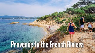 Provence to French Riviera Hike