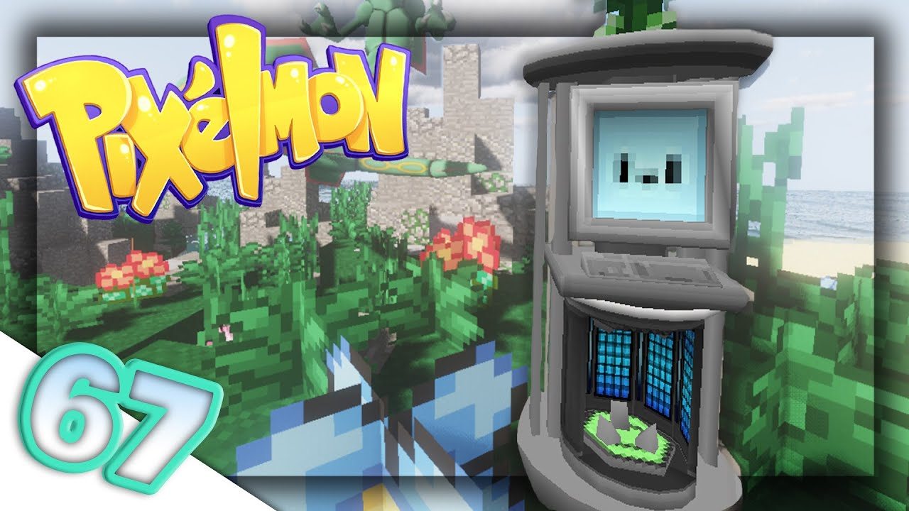 New Block To Display Your Pokemon Pixelmon Pokecentral