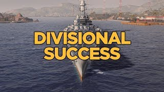 World of Warships - Divisional Success
