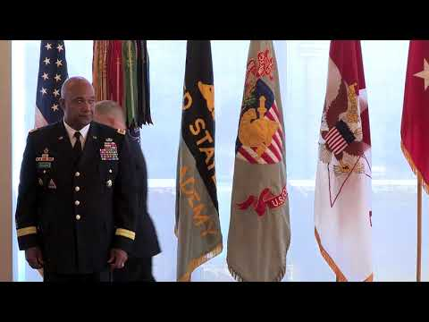 Lt. Gen. Darryl A. Williams Assumes Command Of U.S. Military Academy At West Point