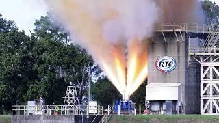 Launch Abort System (LAS) Jettison Motor Hot Fire Test