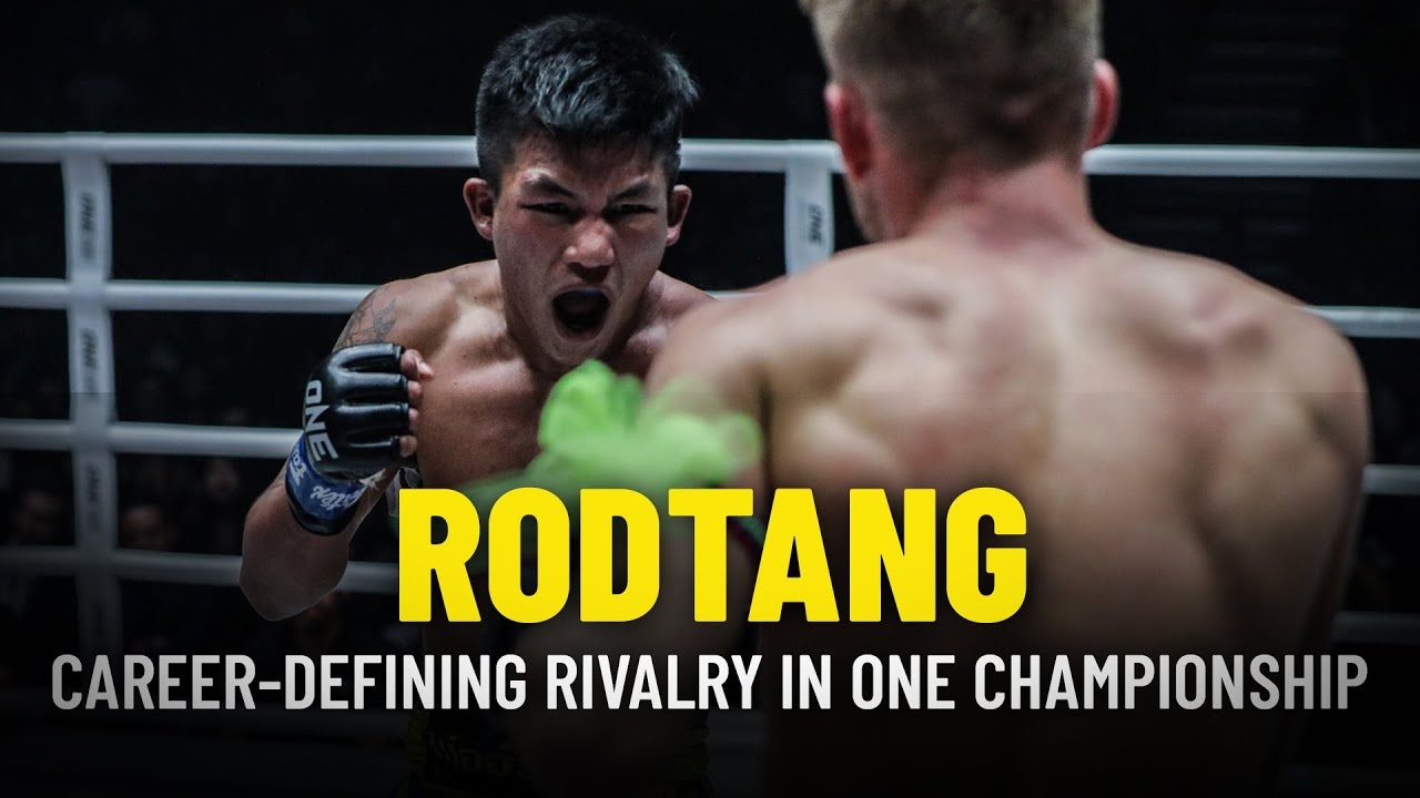 Rodtang's Career-Defining Rivalry In ONE Championship