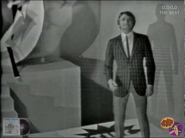 Claude François - J'travaille à l'usine (1966)