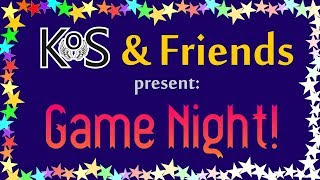 KoS & Friends: Game Night! 1: THE CAPTAIN IS DEAD - Gameplay