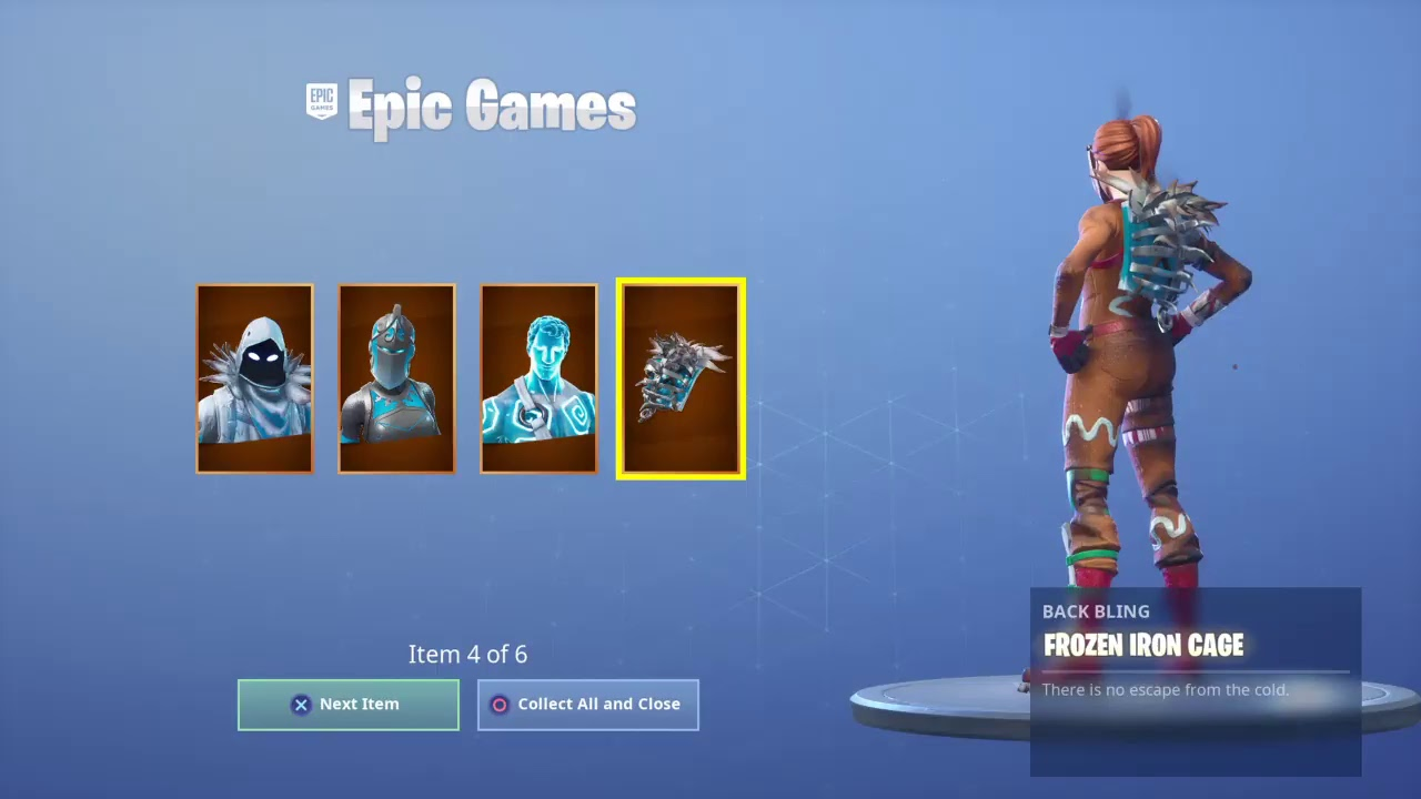 Fortnite Xbox One Bundle And Frozen Legends Pack Youtube