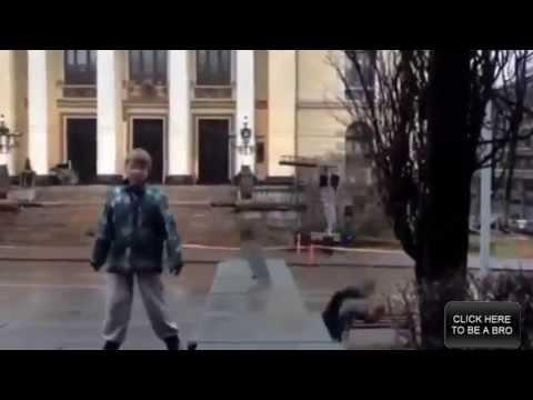 Подборка СМЕШНЫХ ВИДЕО \ 2017 - YouTube