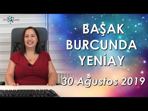 30 Ağustos 2019 Başak Burcunda Yeniay Burç Yorumları