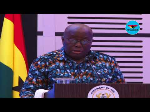 Akufo-Addo's full speech at 24th International African Writers' Day