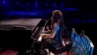 "Sarah McLachlan plays ""Answer"" - LIVE"
