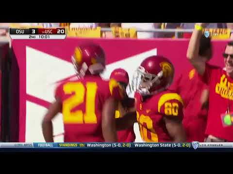 USC Football: USC 38, OSU 10 - Highlights (10/7/17)
