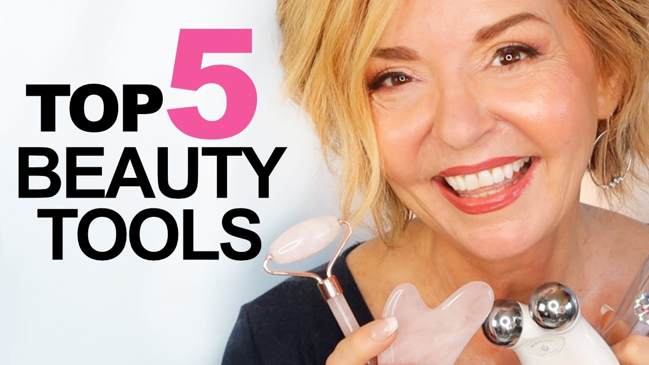 Top 5 At Home Beauty Tools Over 50