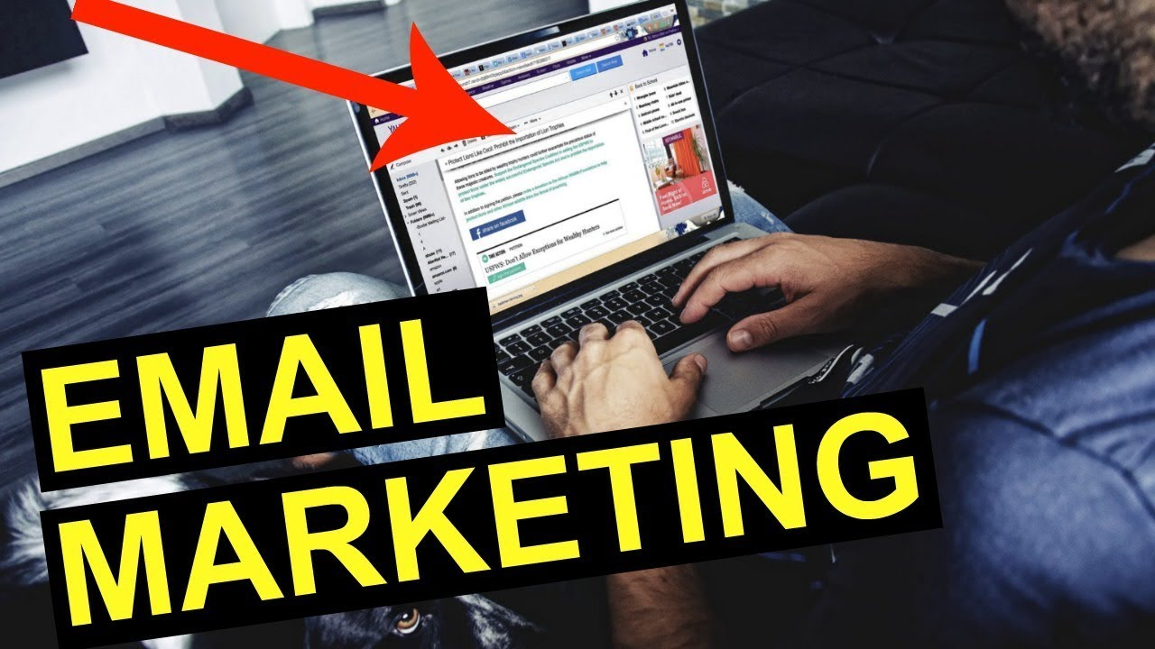 Email Marketing For Beginners ($0 to $10k Per Month)