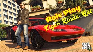 GTA ROLE PLAY INDIA SERVER | HINDI ME BAKCHODI I GTA V LIVE STREAM I RP TIGER