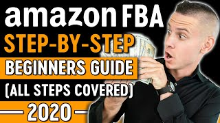 How to Sell on Amazon FBA for Beginners! EASY StepbyStep Tutorial