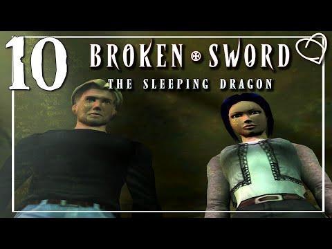 10. cracking the case | Broken Sword 3 The Sleeping Dragon |