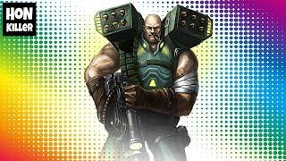 HoN Artillery Gameplay - sick`N`tired - Legendary