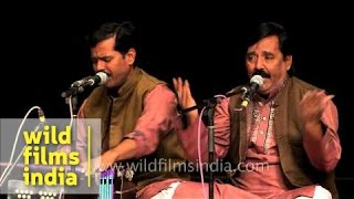 Traditional Sufi Qawwali music by Shye Ben Tzur and group from Israel