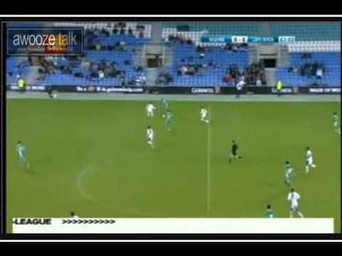 Nigeria vs. Cape Verde Pre-AFCON 2013