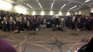 the heavens flock arr ericks esenvalds tmea 2017 all state mixed choir