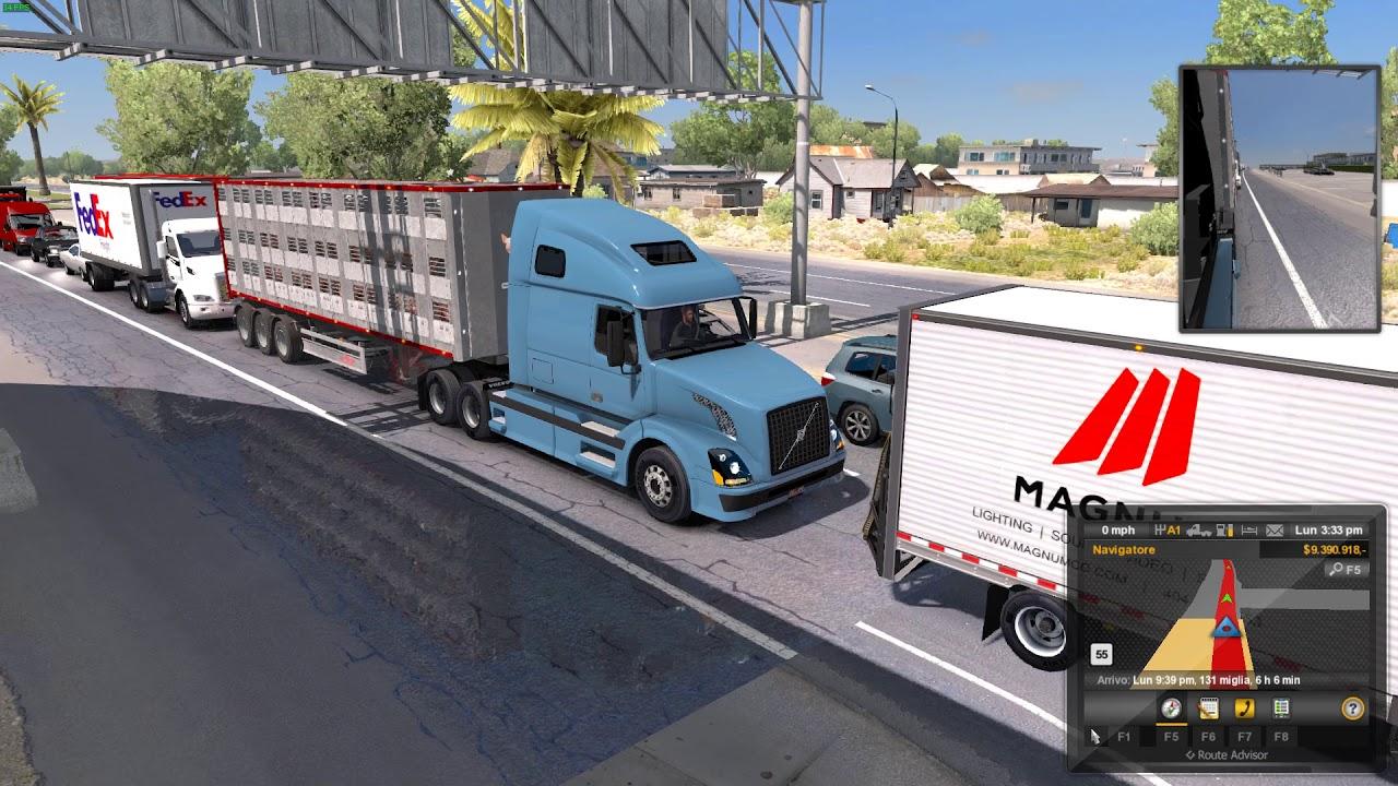 American Truck Simulator (1 30) Viva Mexico Map v2 4 3 [1 30 x] + DLC's &  Mods by Isabella Vanelli