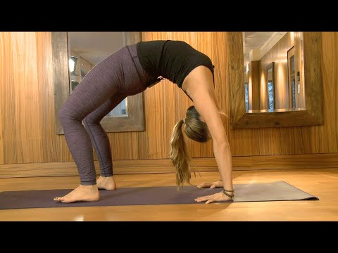The Truth about Dropbacks - Barbra Noh Yoga (Anusara Yoga Teacher)