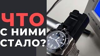 ЧТО СТАЛО С ПОДДЕЛКОЙ РОЛЕКС ЗА ГОД? Rolex Submariner