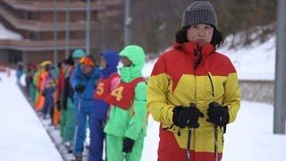 En Corée du Nord, le ski ne fait pas boule de neige thumbnail