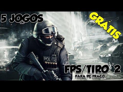 5 Jogos De FPS/Tiro Grátis Online Para Pc Fraco '2 (Download) |Pc Fraco