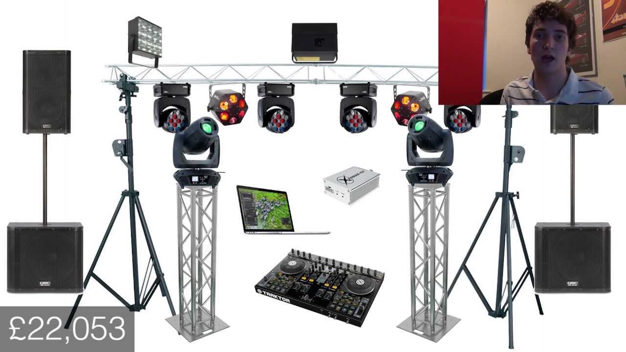 Download My Ultimate Mobile DJ Setup