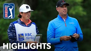 Highlights | Round 2 | RBC Heritage | 2021