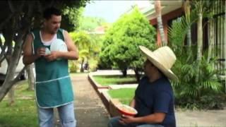 Ventas de Melcocha a peso con Agapito Diaz